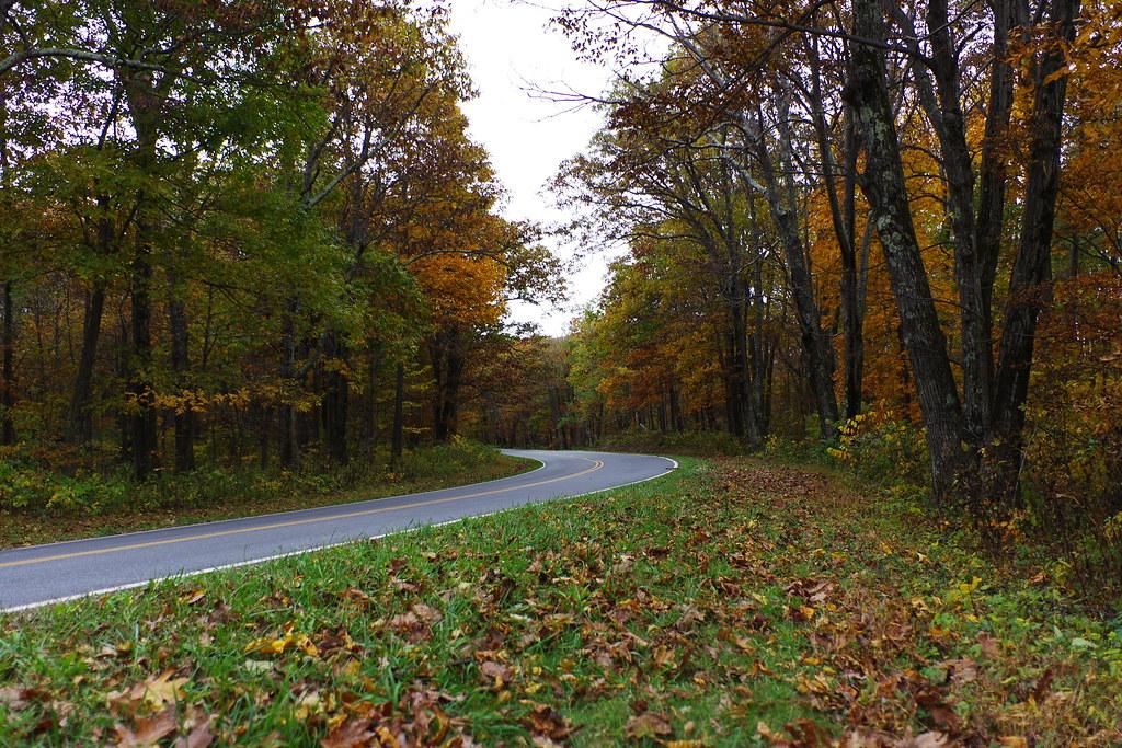 Shenandoah National Park 2014秋