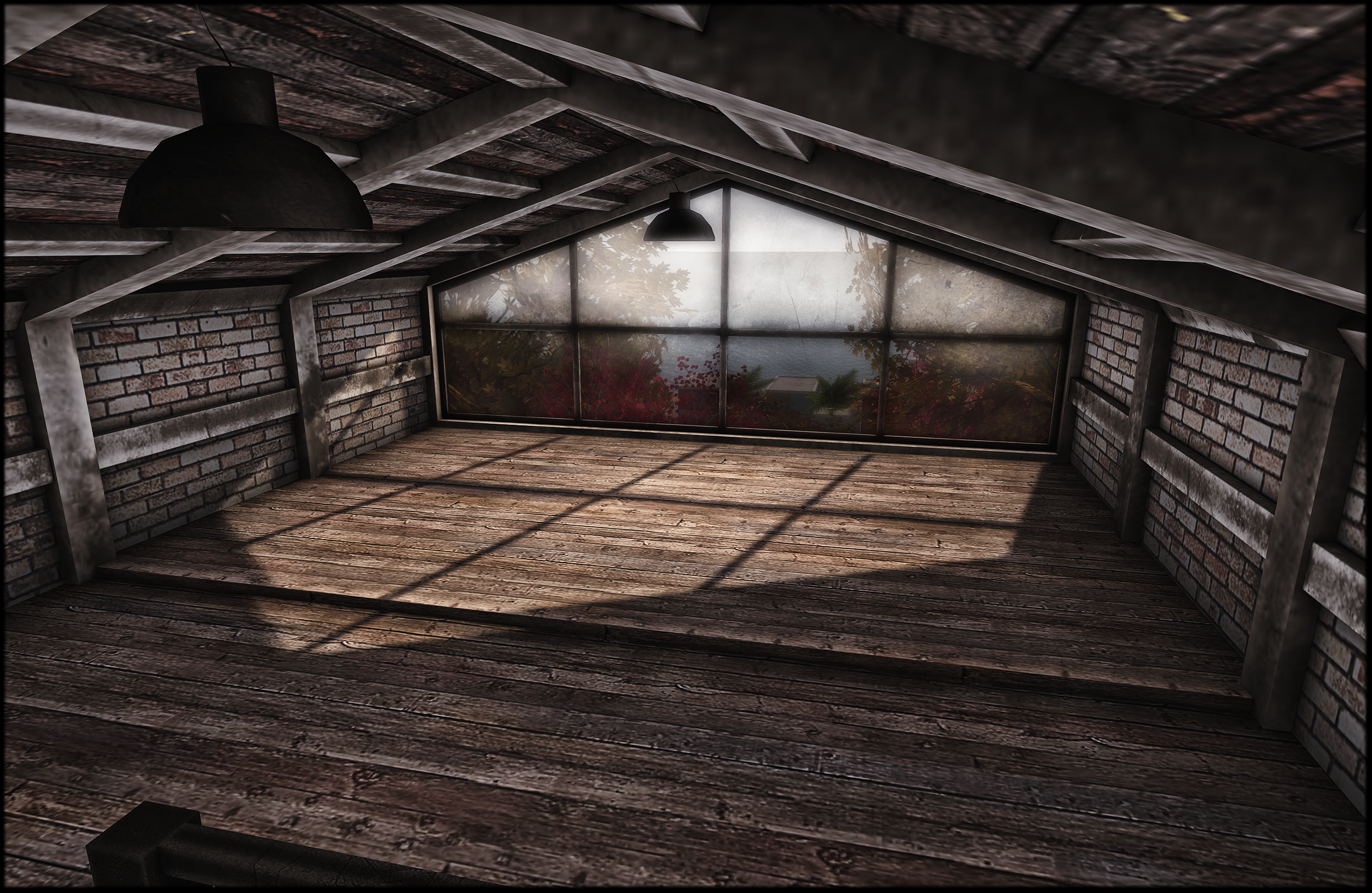 Workshop Attic Skybox by Epia
