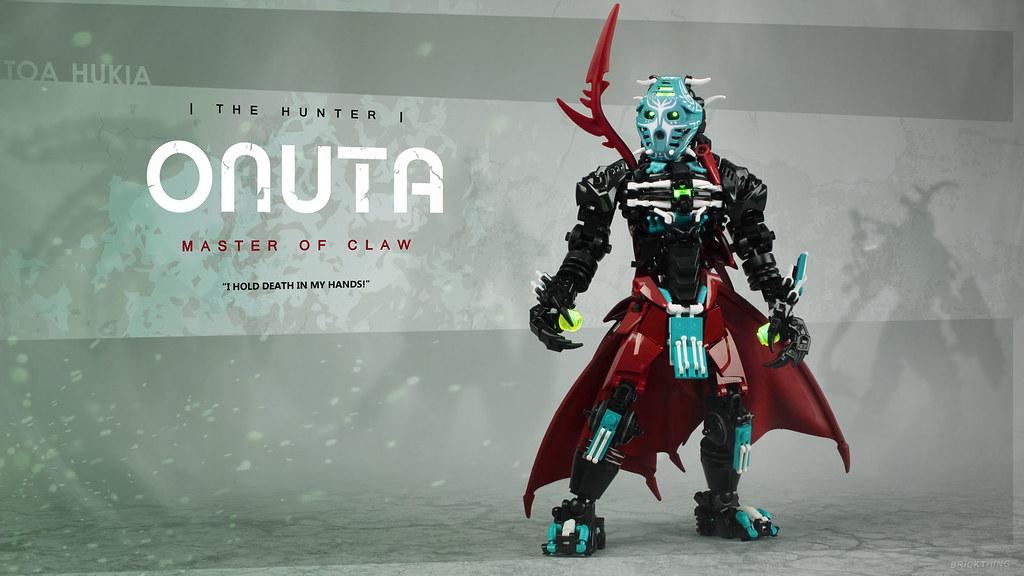 Onuta - Master of Claw