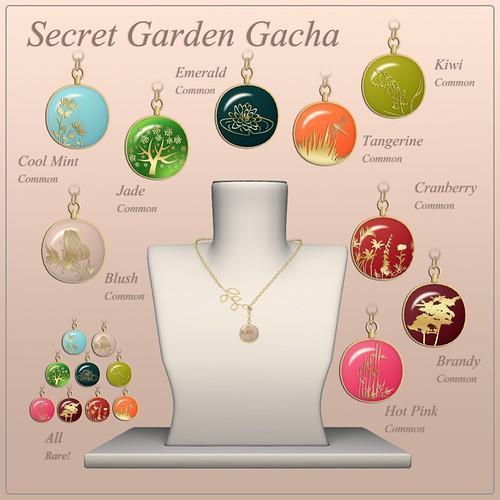 Secret Garden Gacha