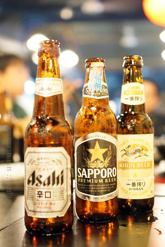 Maruhi Sakaba, Taman Desa - Japanese beer