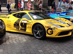 Gumball 3000 Street Party 2014