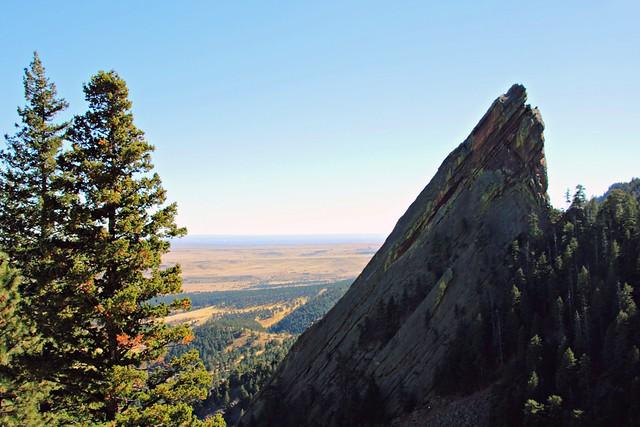 3rd Flatiron, Boulder, CO