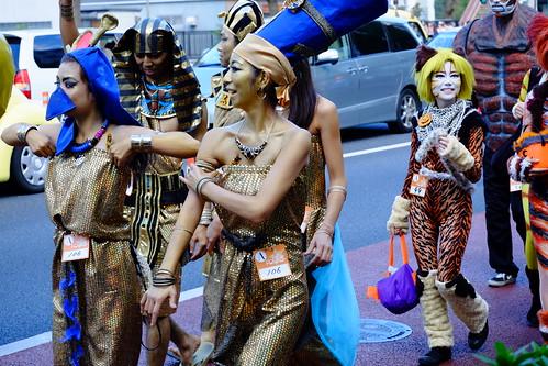 Kawasaki Halloween parade 2014 32