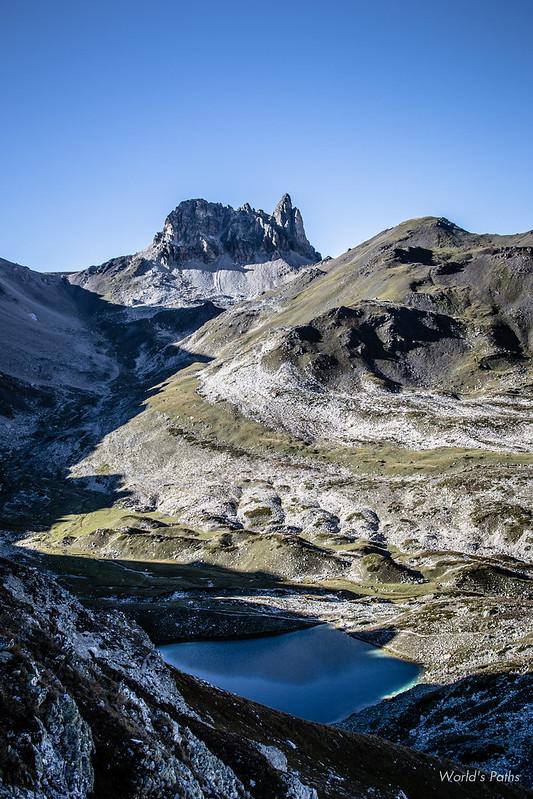 Lago Peyron e cheval blanc