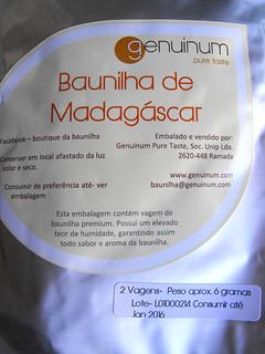 Baunilha de Madagáscar - Boutique da Baunilha