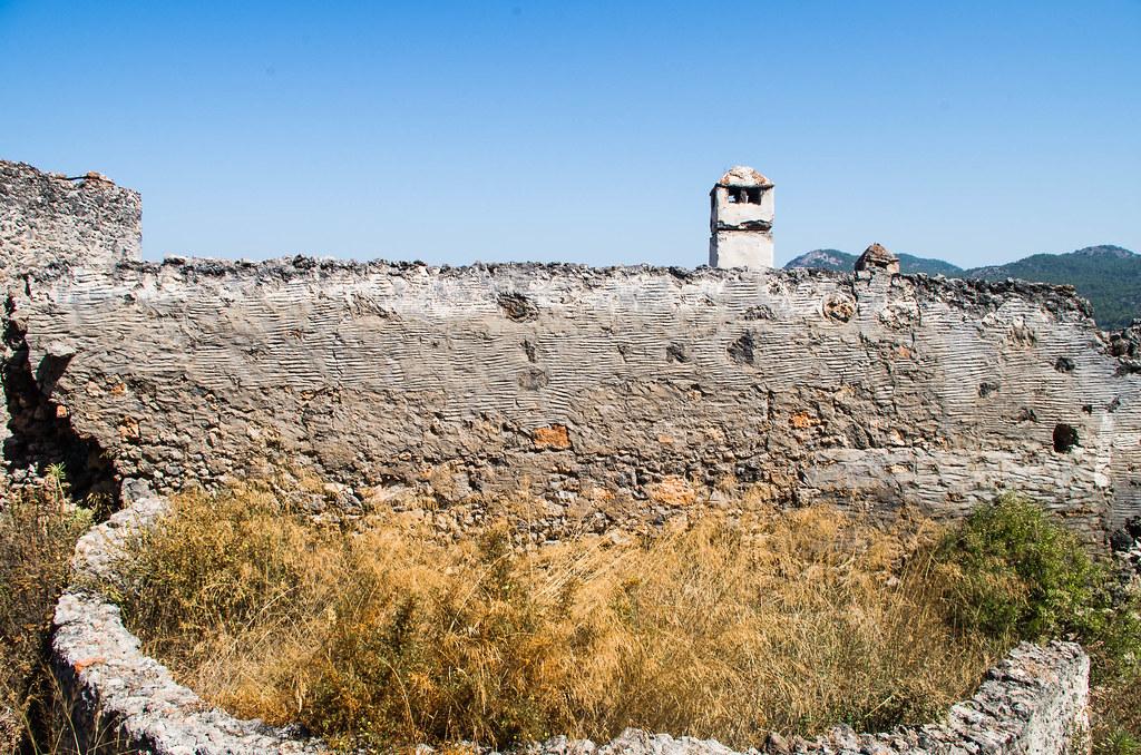 Paille : Mur de Pierre