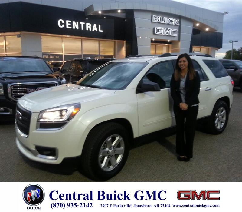 Gmc Dealers In Arkansas >> Central Buick Gmc Jonesboro Customer Reviews Arkansas Deal