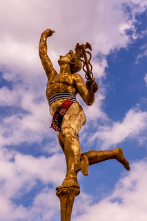 Statute in Burlington, NJ,