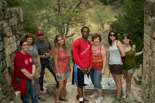 Faculty and students visit Guatemala