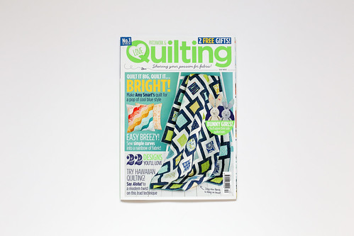 Love, Patchwork & Quilting - Issue 12