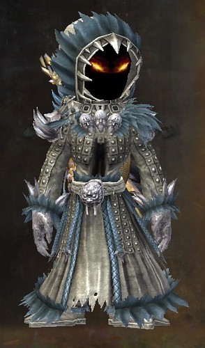 GW2 Warrior overlay outfit