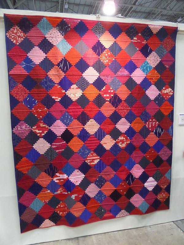 Quilt by Noriko Fukushima