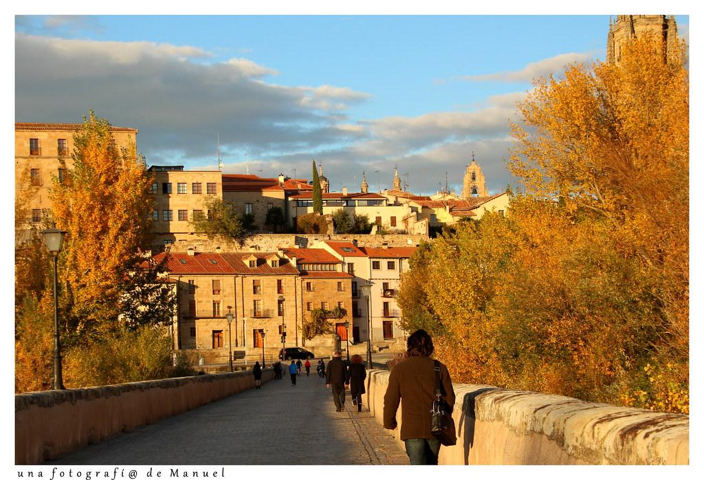 en Salamanca, capital...