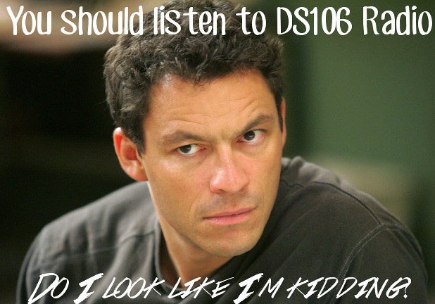Do I look like I'm kidding? #ds106 #ds106radio #promoposter #wire106
