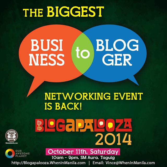 #BLOGAPALOOZA: 10 Blogger Power Tips to Maximize Your Blogapalooza Experience!