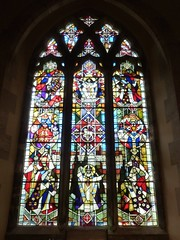 Stained Glass in UK Churches