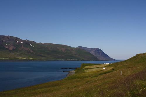 iceland borgarfjörðureystri