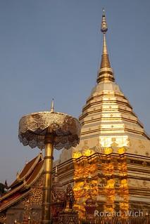Chiang Mai - Wat Phrathat Doi Suthep