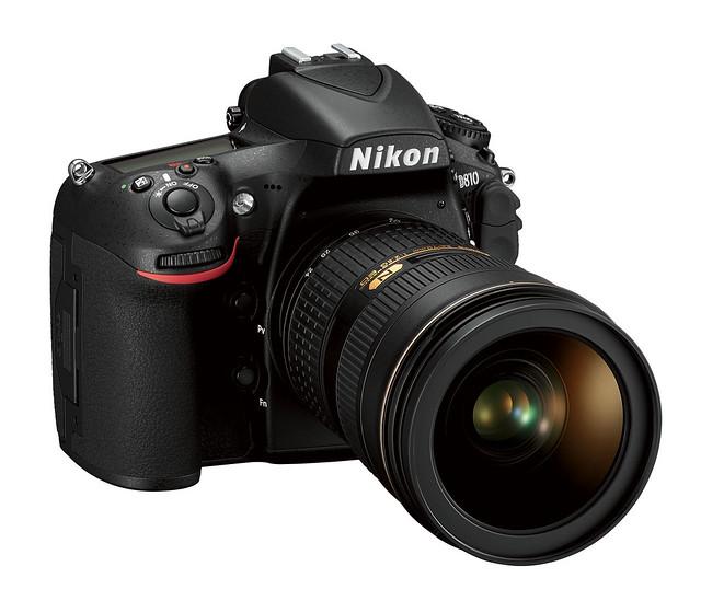 The 36MP full-frame shooter Nikon D810