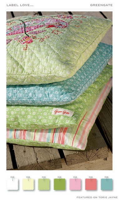 GreenGate Spring Summer 2010