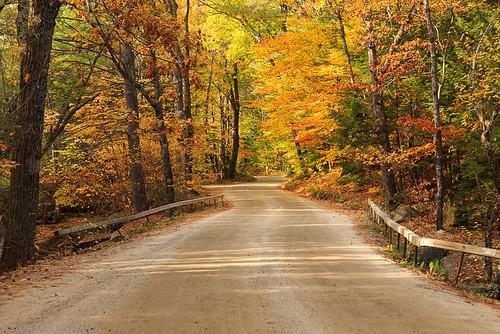 longexposure bridge autumn usa waterfall newhampshire foliage gleason hillsboro hillsborough