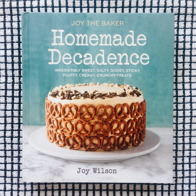 homemade decadence cookbook