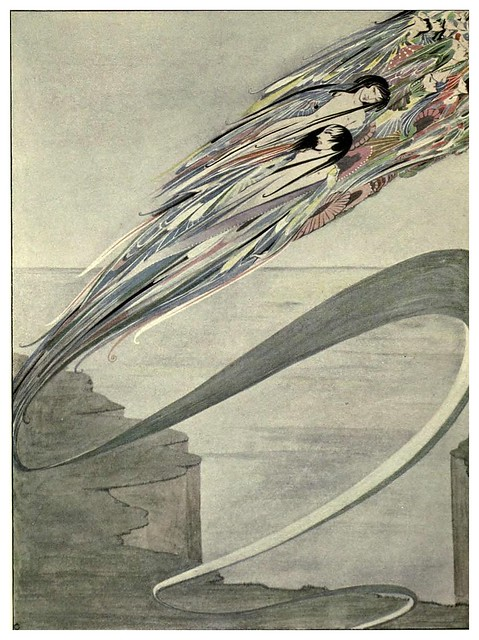 010-Todo es espiritu y parte de mi-The year's at the spring…1920- ilustrador Harry Clarke