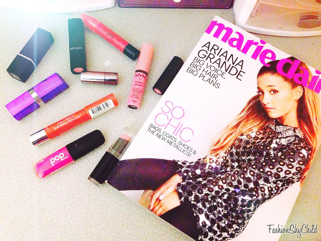 Products That Need More Love: Lip Sticks