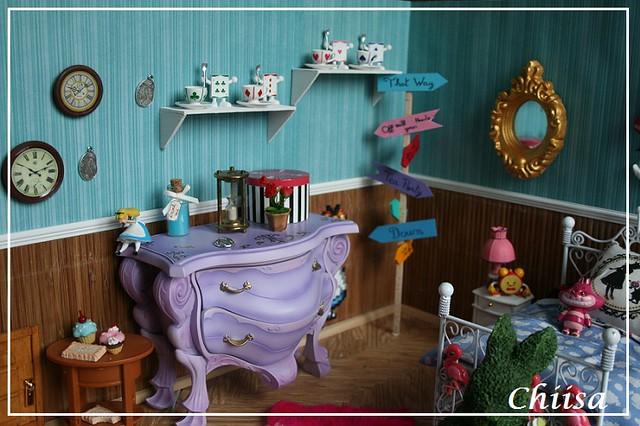 Dollhouse et Diorama de Chiisa - Photos diorama Alice (p7) - Page 5 15354607938_5c735b72d3_z