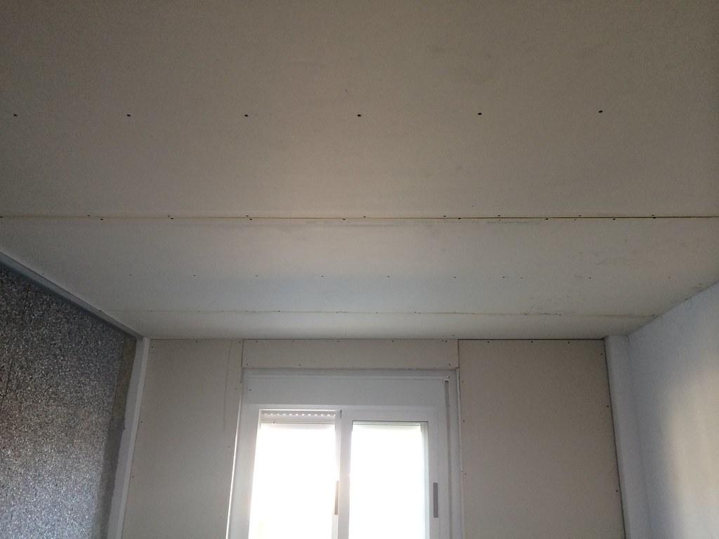 Falsos techos y divisiones - Verdemar Roquetas construcciones