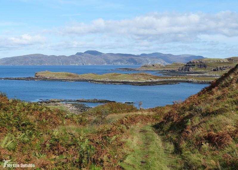 P1090441 - Loch Mingary, Isle of Mull