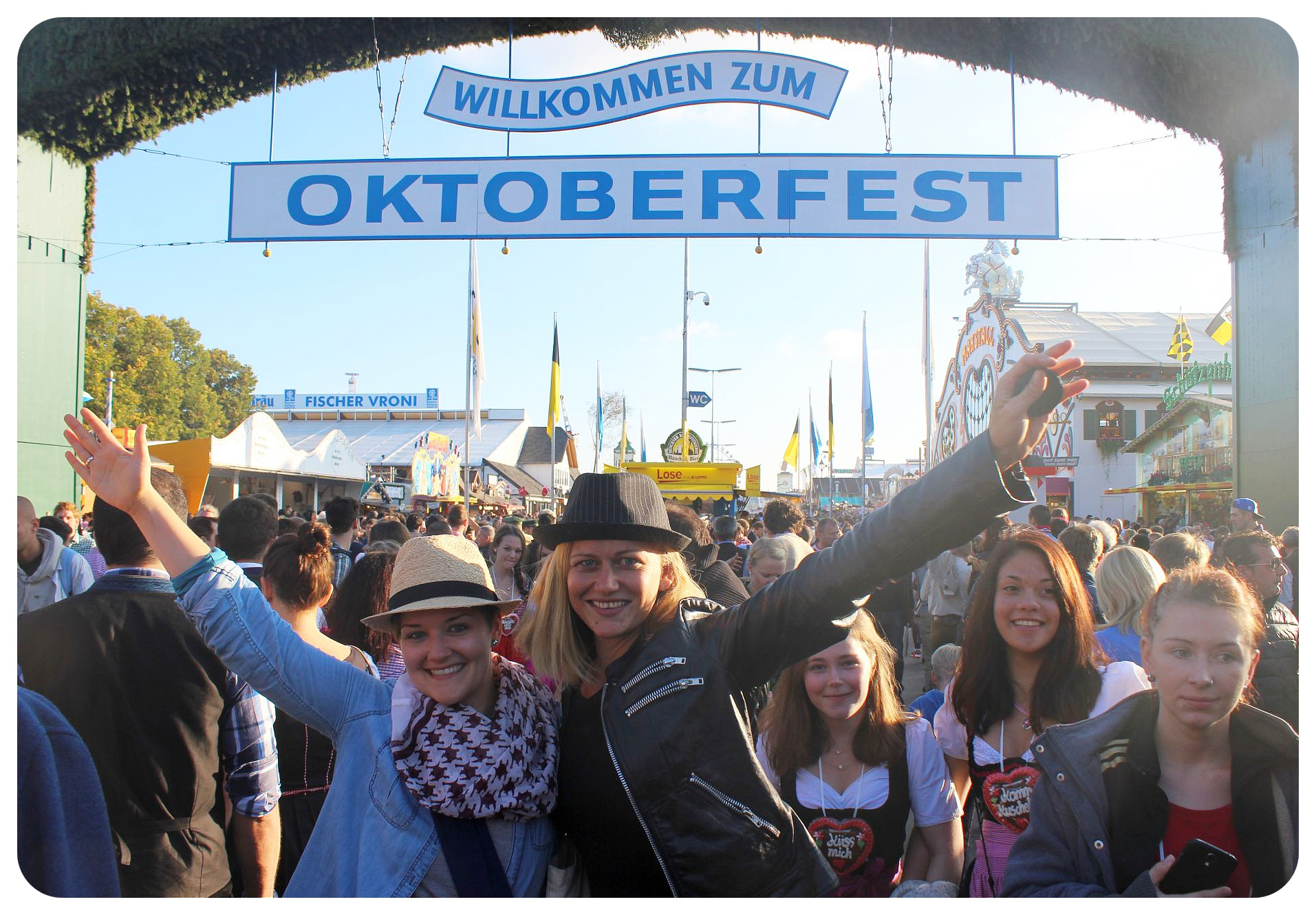 oktoberfest fun with rikka