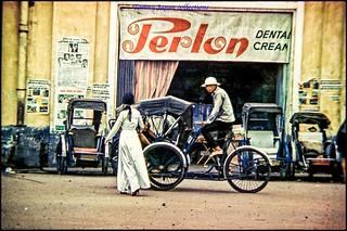 Chợ Saigon Market 1966 © lynn roylance