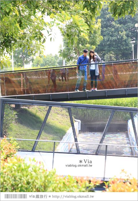 【南科幾米】台南|台積電南科幾米裝置藝術小公園~願望盛開‧許諾之地23