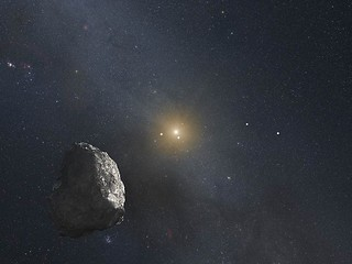 NASA's Hubble Telescope Finds Potential Kuiper Belt Targets for New Horizons Pluto Mission
