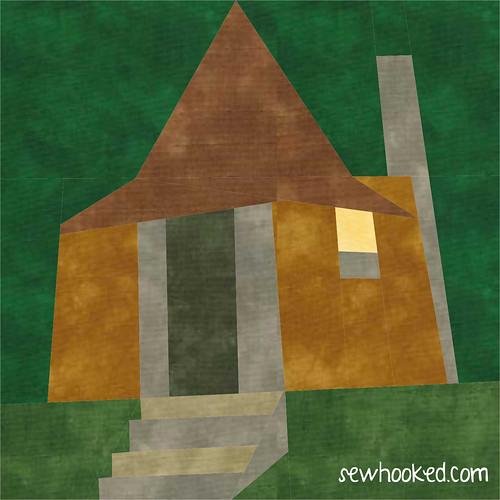 hagrid's hut 2014