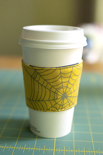 Spider Web Cozy