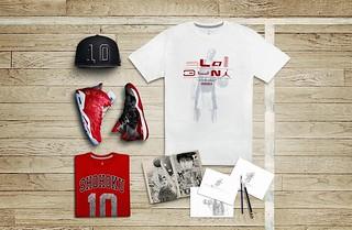 跨世紀聯名【Jordan Brand X Slam Dunk】井上雄彥 大師之作 傳奇登場