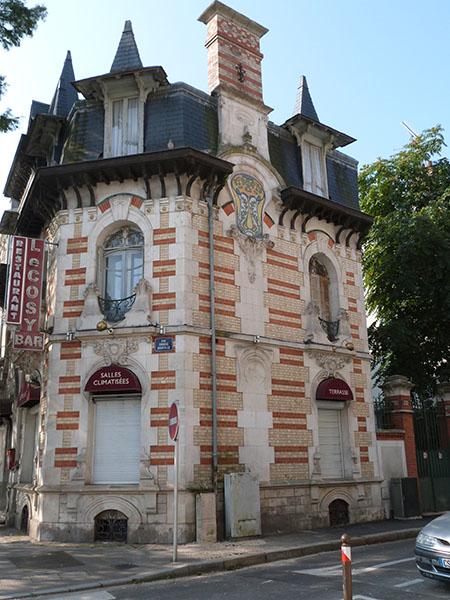 immeuble art nouveau orléans