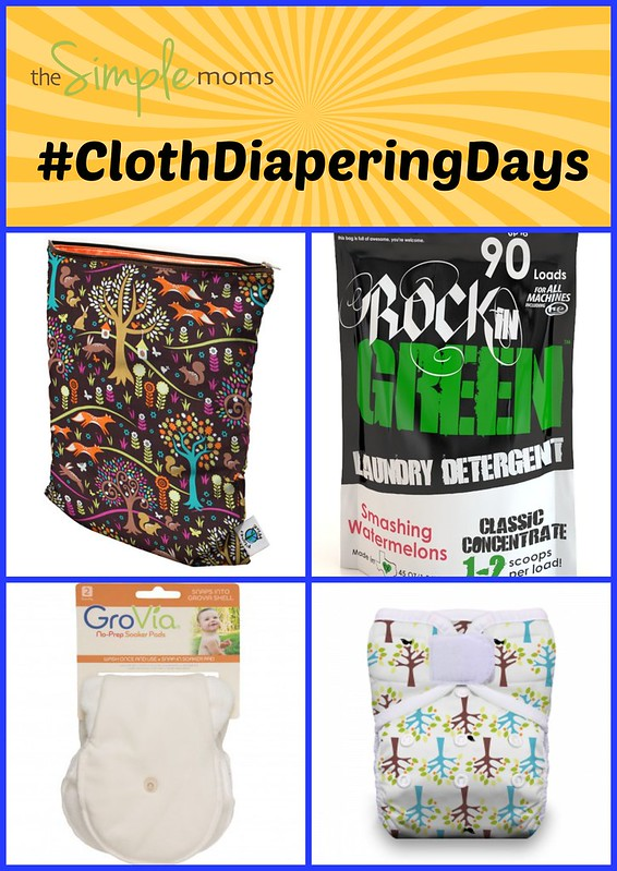 Cloth Diapering Days