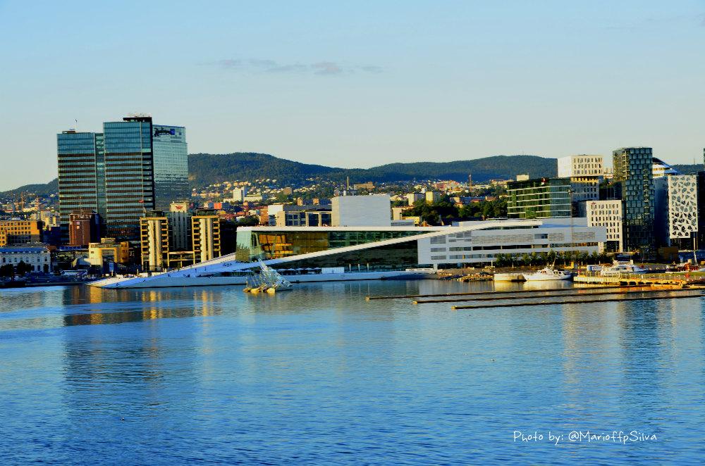 Viaje en Ferry de Oslo a Frederikshavn VI