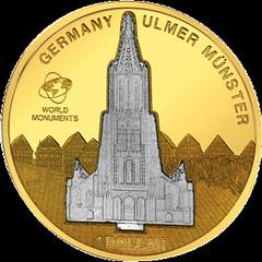 Cook Islands pop-up coin reverse