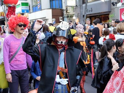 Kagurazaka Bakeneko Parade 2014-01