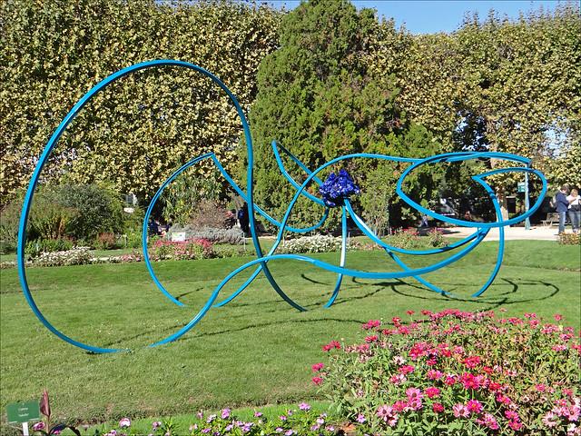 Fiac hors les murs jardin des plantes flickr photo for Fiac 2015 jardin des plantes