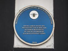 Photo of Blue plaque № 32913