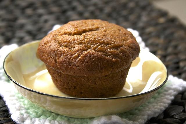 Suzie the Foodie's Pumpkin Pie Muffins