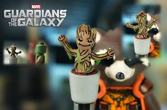 LEGO Guardians of the Galaxy : Baby Groot
