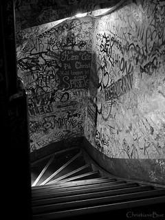 Christiania // Staircase