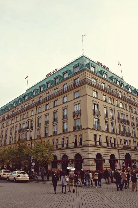 Hotelli Adlon, Berliini